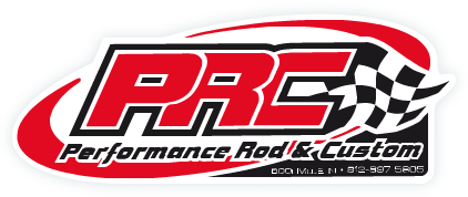 Performance Rod & Custom Logo